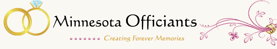 Minnesota Wedding Officiants
